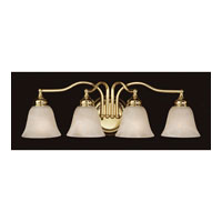 Feiss Bristol 4 Light Vanity Strip in Polished Brass VS6704-PB alternative photo thumbnail