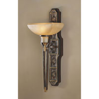 Feiss Medallion 1 Light Wall Bracket in Palladio WB1209PAL alternative photo thumbnail
