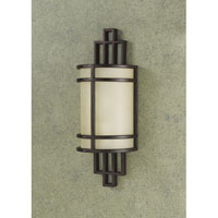 Feiss Fusion 1 Light Wall Bracket in Grecian Bronze WB1283GBZ