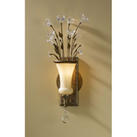 Feiss Jardin Botanique 1 Light Wall Bracket in Gilded Imperial Silver WB1376GIS alternative photo thumbnail