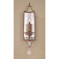Feiss Gianna Scuro 1 Light Wall Sconce in Mocha Bronze WB1447MBZ