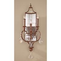 Feiss WB1448MBZ Gianna Scuro 3 Light 11 inch Mocha Bronze Wall Sconce Wall Light alternative photo thumbnail