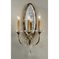 Feiss Valentina 3 Light Wall Bracket in Oxidized Bronze WB1543OBZ