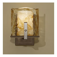 Feiss Aris 1 Light Wall Sconce in Roman Bronze WB1575RBZ