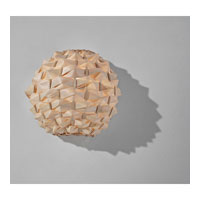 Feiss Denmark 1 Light Wall Sconce in Natural Bamboo WB1602NB alternative photo thumbnail