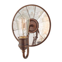 Feiss Urban Renewal 1 Light Wall Bracket in Astral Bronze WB1701ASTB