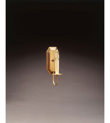 Northeast Lantern 131-AB-LT1 Signature 1 Light 4 inch Antique Brass Wall Sconce Wall Light photo