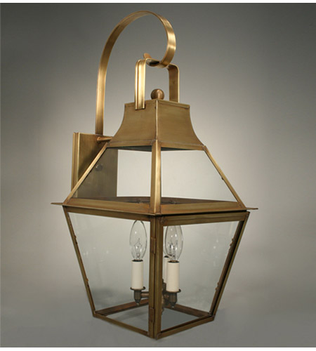 Northeast Lantern Uxbridge Outdoor Wall Lights