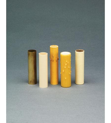 Northeast Lantern Accessory Candle Sleeve in Brass SLEEVEBRASS photo