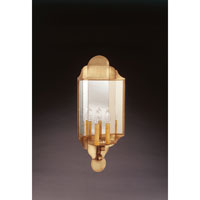 Northeast Lantern Signature 2 Light Wall Sconce in Antique Brass 101L-AB-LT2-AM