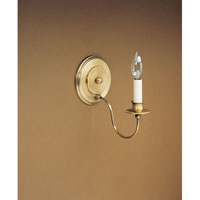 Northeast Lantern Signature 1 Light Wall Sconce in Antique Brass 120-AB-LT1