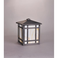 Northeast Lantern Sierra 1 Light Wall Lantern in Dark Brass 1741-DB-MED-CRML