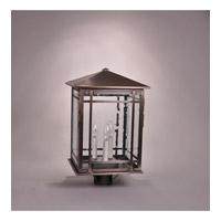 Northeast Lantern Sierra 3 Light Post Mount in Dark Antique Brass 1763-DAB-LT3-CSG
