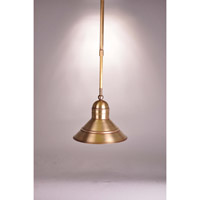 Northeast Lantern Barn 1 Light Pendant in Antique Brass 3422-AB-MED-AP10