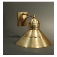Northeast Lantern Barn 1 Light Outdoor Wall Lantern in Antique Brass 3441-AB-MED