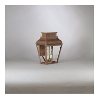 Northeast Lantern Andrews 2 Light Wall Lantern in Antique Copper 3921-AC-LT2-CLR