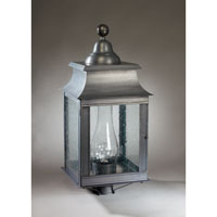 Northeast Lantern Concord 1 Light Post in Dark Brass 5653-DB-CIM-CSG