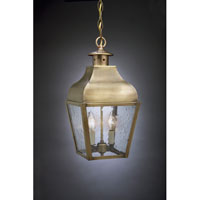 Northeast Lantern Stanfield 2 Light Hanging Lantern in Antique Brass 7632-AB-LT2-CSG