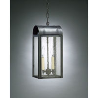 Northeast Lantern Livery 2 Light Hanging Lantern in Dark Brass 8032-DB-LT2-SMG