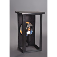 Northeast Lantern Ashford 1 Light Wall Lantern in Dark Brass 8961-DB-LT1-CLR-MR40