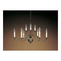 Northeast Lantern 963-DB-LT9 Signature 9 Light 28 inch Dark Brass Chandelier Ceiling Light