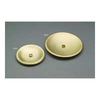 Northeast Lantern Accessory 4.5in Diameter Reflector in Brass BR45