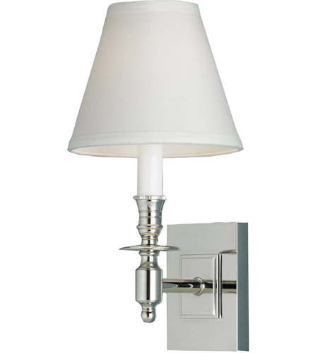 Polished Nickel Weston Wall Sconces