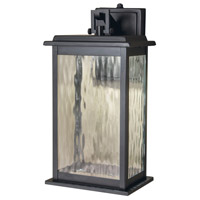 Norwell 1070-GM-WG Weymouth LED 14 inch Gun Metal Outdoor Wall Mount