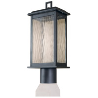 Weymouth LED 14 inch Gun Metal Outdoor Post Lantern