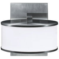 Norwell 1126-BA-AC Timbale LED 7 inch Brushed Aluminum ADA Wall Sconce Wall Light