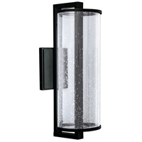 Norwell 1231-MB-SE Candela LED 19 inch Matte Black Outdoor Wall Light