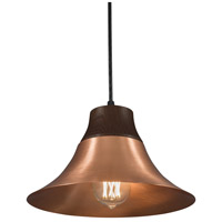 Kamiko 1 Light 10 inch Copper Pendant Ceiling Light