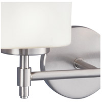 Norwell 5323-BN-MO Mederne 3 Light 23 inch Brushed Nickel Wall Sconce Wall Light
