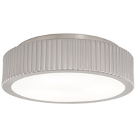 Norwell 5651-BN-MO Roseau 4 Light 17 inch Brushed Nickel Indoor Flushmount Ceiling Light, Large