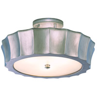 Isabel 4 Light 20 inch Brushed Nickel Semi-Flush Mount Ceiling Light