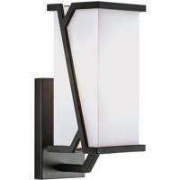 Norwell 8170-MB-WS Moiselle 1 Light 5 inch Matte Black Sconce Wall Light