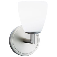 Norwell 8271-BN-MO Chancellor LED 5 inch Brushed Nickel Wall Sconce Wall Light
