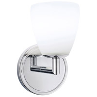 Norwell 8271-CH-MO Chancellor LED 5 inch Chrome Wall Sconce Wall Light