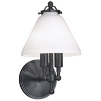 Lenox 2 Light 8 inch Oil Rubbed Bronze Sconce Wall Light
