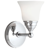 Sophie 1 Light 5 inch Chrome Wall Sconce Wall Light