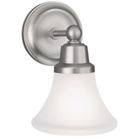 Norwell 8951-BN-FL Elizabeth 1 Light 7 inch Brushed Nickel Wall Sconce Wall Light