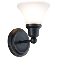 Norwell 8951-OB-FL Elizabeth 1 Light 7 inch Oil Rubbed Bronze Sconce Wall Light