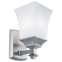 Norwell 9712-CH-SO Sapphire 2 Light 16 inch Chrome Sconce Wall Light