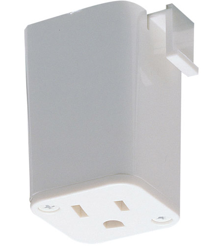 Track Lighting Outlet Adapter