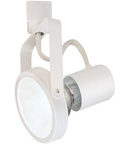 Signature 1 Light 120V White Track Gimbal Ceiling Light