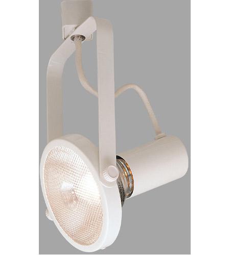 Nora Lighting Nth 108w Signature 1 Light 120v White Track Gimbal Ceiling
