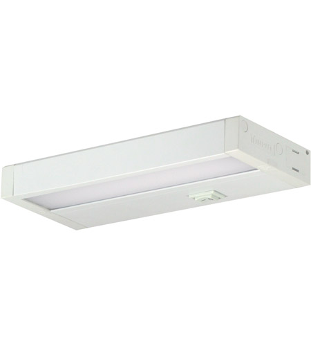 White Ledur Cabinet Lighting
