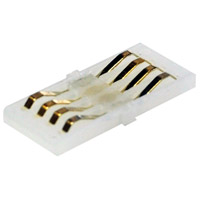 Nora Lighting NAL-800 Silk LED White Interlink SBC Solid Bus Connector Undercabinet