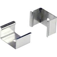 Nora Lighting NAL-801 Silk LED Aluminum SBC Flat Mounting Clip Undercabinet