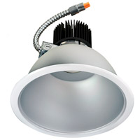 Nora Lighting NC-831L3027HWSF Sapphire Haze and White Recessed Downlight NSPEC